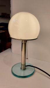 TECNOLUMEN tafellamp Bauhaus WG24 Wagenfeld Showroommodel