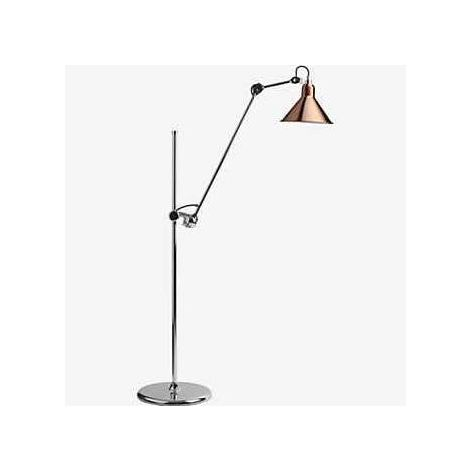 La Lampe Gras 215 Chroom-Koper