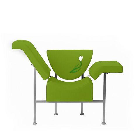 DUTCH ORIGINALS fauteuil Groeten uit Holland