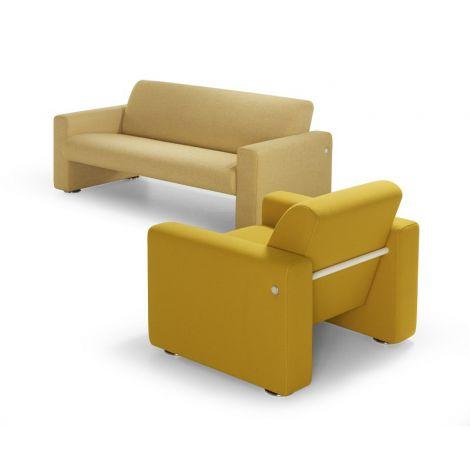 Artifort C691bank en fauteuil