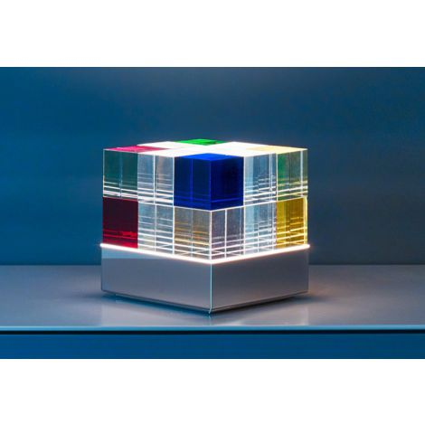 Tecnolumen Cubelight tafellamp
