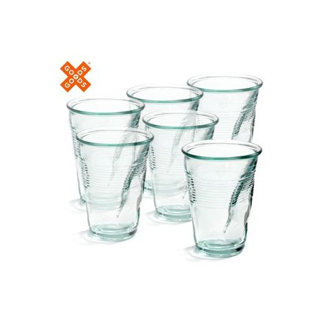 Goods deukglas XL set van 6