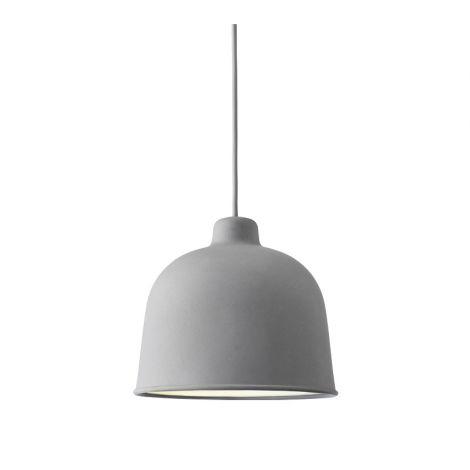 Muuto Grain hanglamp - Grey