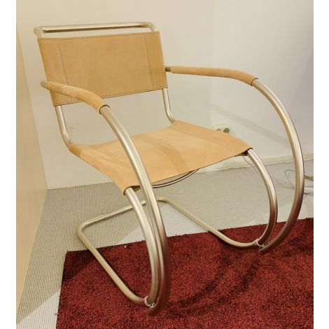 Thonet S 533 L showroommodel rose