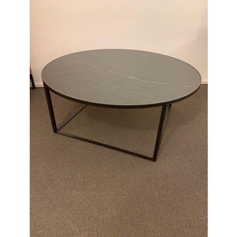 Leolux Prismo salontafel rond showroommodel