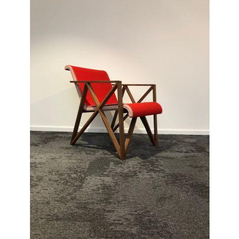 Spectrum Armchair voor Metz&Co showroommodel