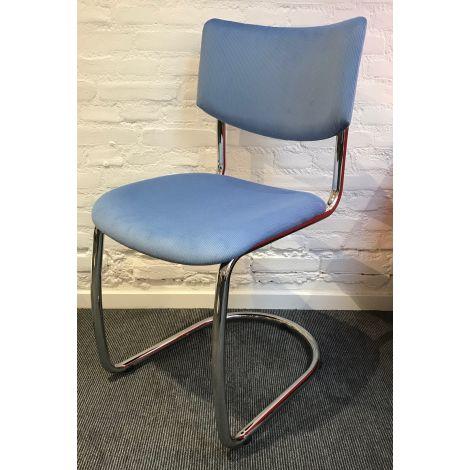 Dutch Originals stoel GT1001 blauw actiemodel