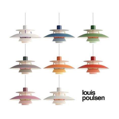 Louis Poulsen PH5 mini kleuren