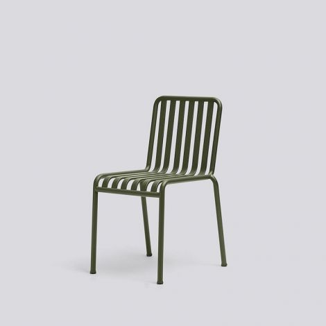 HAY Palissade Chair Olijf