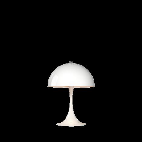 Louis Poulsen Panthella Mini tafellamp LED - Zwart