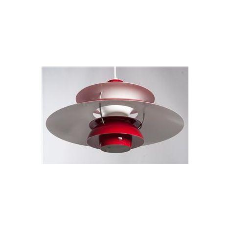 Louis Poulsen PH50 hanglamp Chili Red