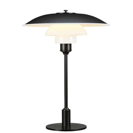 PH 3½-2½ tafellamp black