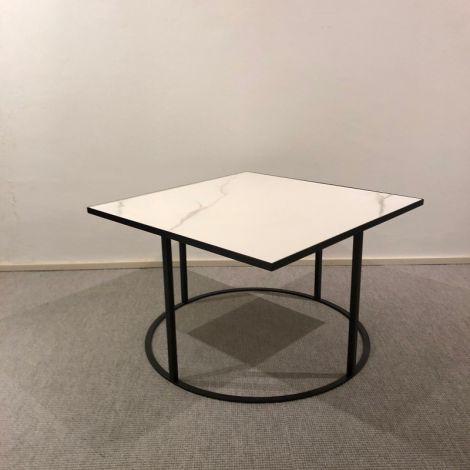 Leolux Prismo salontafel vierkant showroommodel