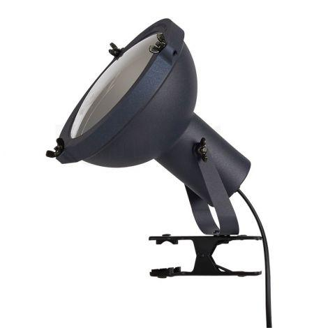 Nemo Projecteur 165 Clip klemlamp - nachtblauw