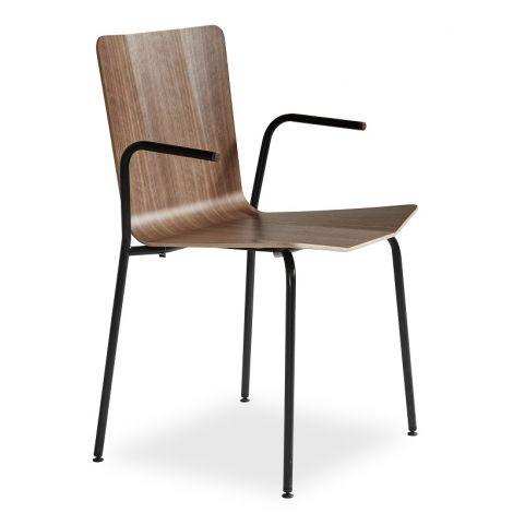 Skovby SM802 stoel noten