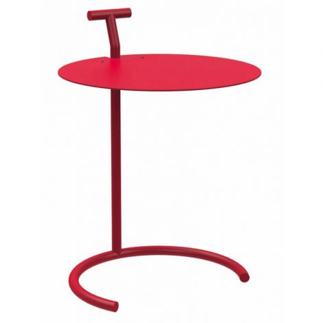 Lourens Fisher T-Table rood