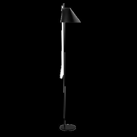 Louis Poulsen Yuh Vloerlamp Zwart