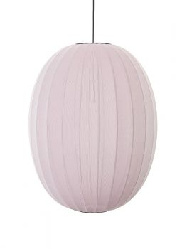 Knit-Wit 65 hanglamp Light Pink