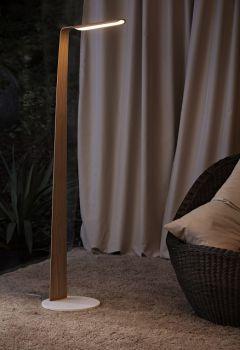 Swan vloerlamp LED